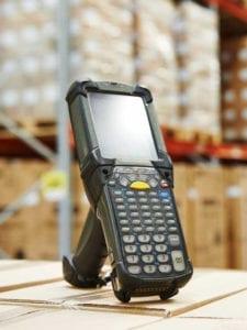 Zebra MC9090 Scanner Repair