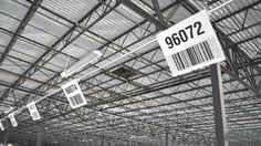 TPI West Warehouse Signs and Lables